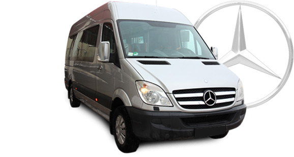 Prague Limo Service - Mercedes Benz Sprinter