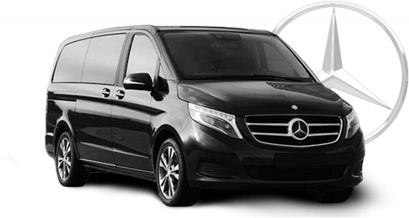 Prague Limo Service - Mercedes Benz V Class
